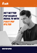 Get Better Search Results with Foxit IFilter
